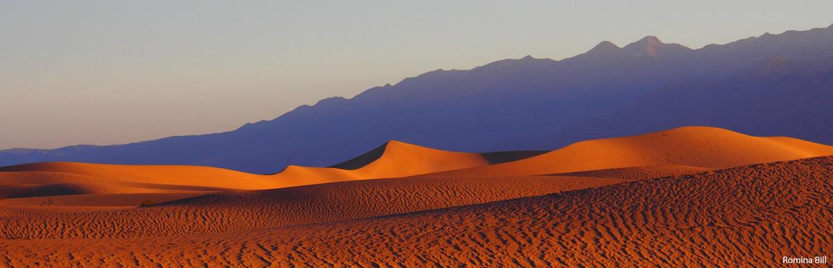 Reise Death Valley Amerika